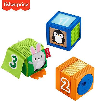 Fisher Price Bloques Apila Y Explora Para Bebes