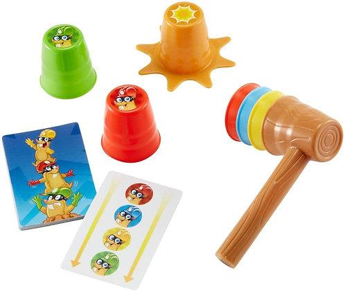 Juego De Mesa Whacamole Viajero Fast Fun Mattel Original