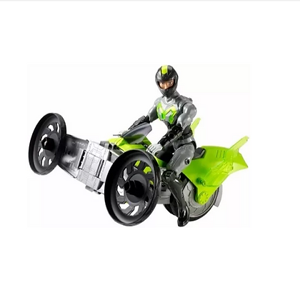 Max Steel Moto Torbellino