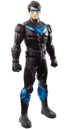 Nightwing Figura Liga De La Justicia Dc Comics 15 Cm Mattel