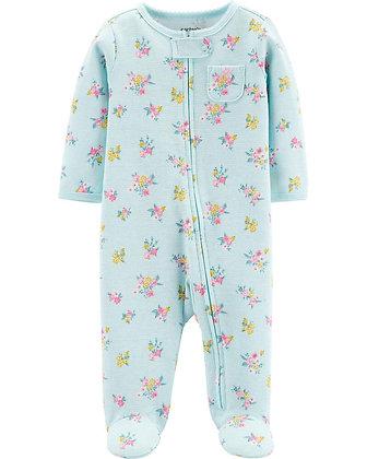 Pijama Floral Celeste Carters