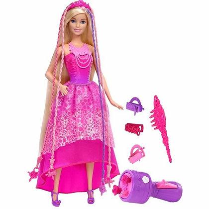 Barbie Trenzas Mágicas