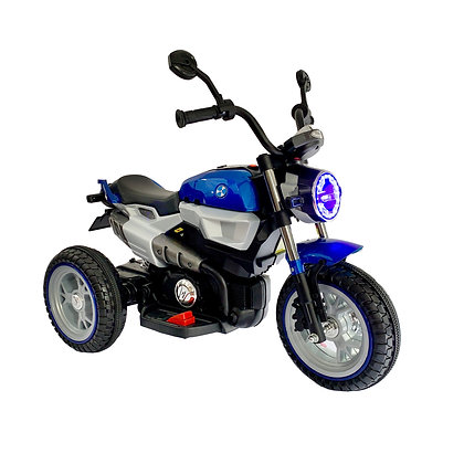 MOTO ELECTRICA AZUL