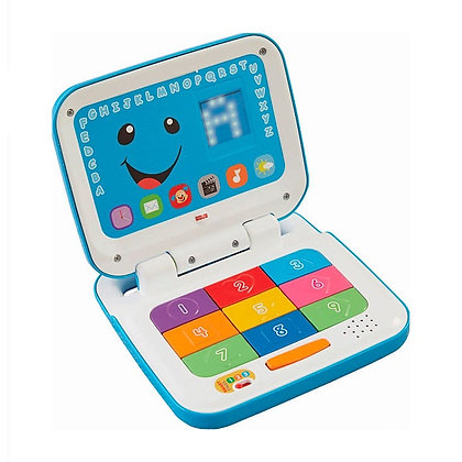 Laptop De Aprendizaje Fisher Price