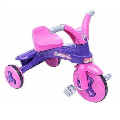 Triciclo Dukaty Infantil Color Morado y Rosa