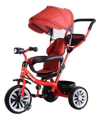 Triciclo Paseador Para Bebe Niño Niña Sun Prinsel 360°