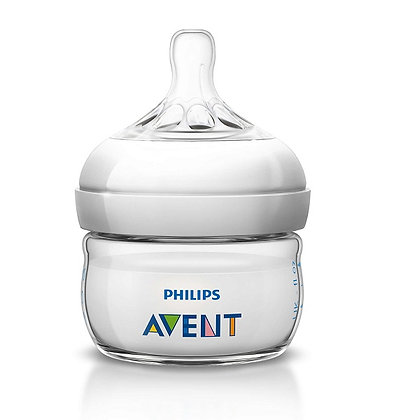 Tetero Avent Natural 2oz Transparente