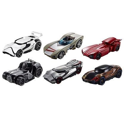 Carros Hotwheels x5 Guardianes De La Galaxia