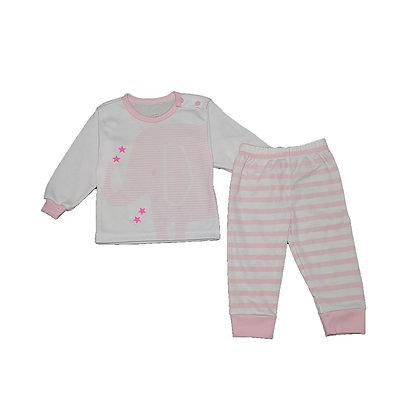 Pijama Elefante Sueñitos Rosada