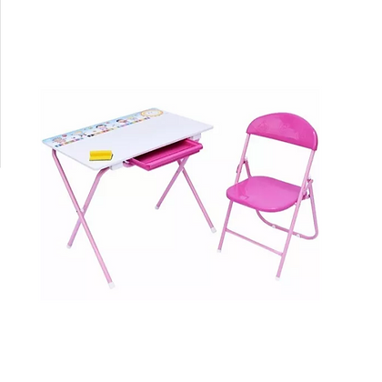 Set Kinder Escritorio Tablero Mas Silla