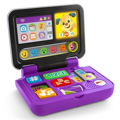 Laptop Aprende Conmigo Fisher Price Rie Y Aprende Canciones