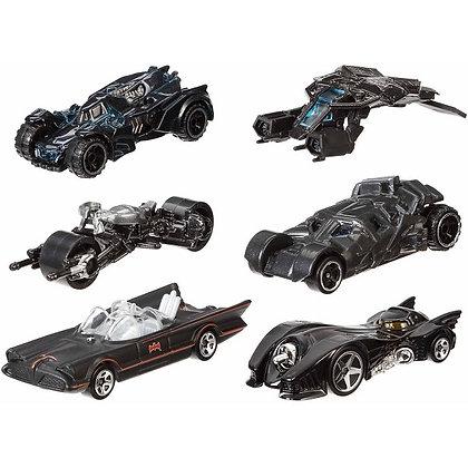 Autos De Colección Hotwheels Batman