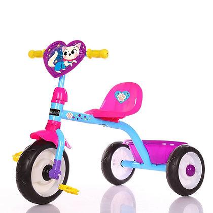 Triciclo Montable Infantil Prinsel Niño Niña Fun Girl