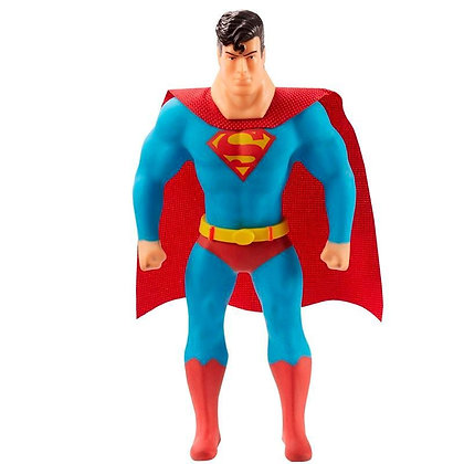 Figura Estira Stretch Armstrong Dc Original Superman 17.8 Cm