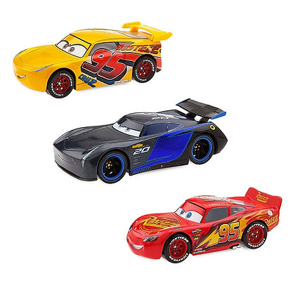 Autos Cars Caja X3 Mattel