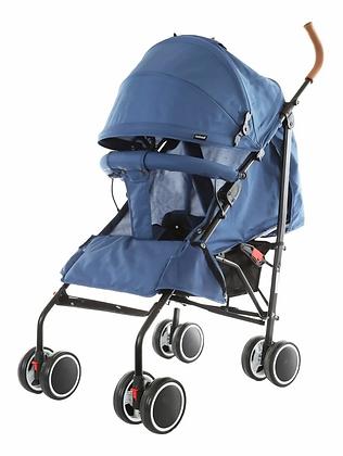 Coche Paseador Para Bebe Buggy Bebesit 3 Posiciones Azul