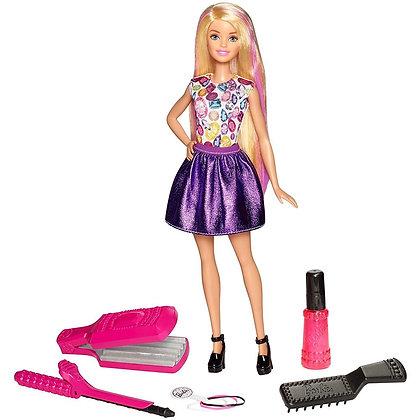 Barbie Diseñadora De Peinados Mattel