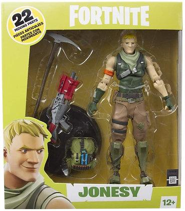 Figura Acción Articulada Fortnite Jonesy Original