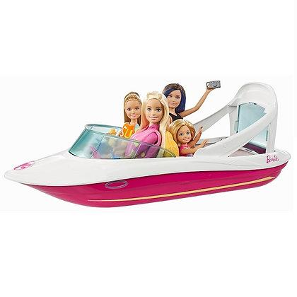 Yate Con Perritos Barbie