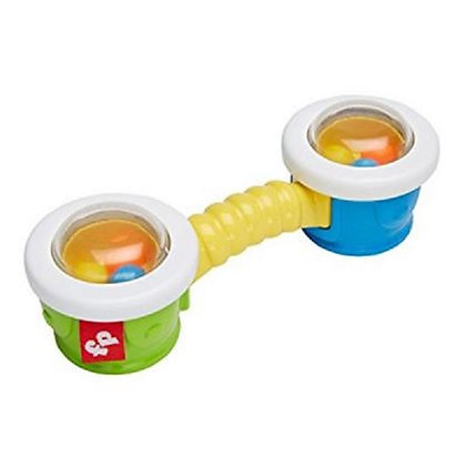 Sonajero Bongo Sonidos Divertidos Fisher Price