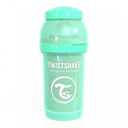 Tetero Anticolico Twist 8oz Verde Menta