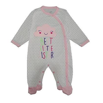 Pijama Nube Rosado Claro