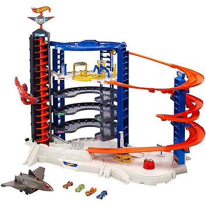 Pista De Carros Hot wheels Super Ultimate