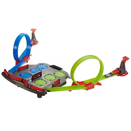Pista De Super Rebotes Hotwheels