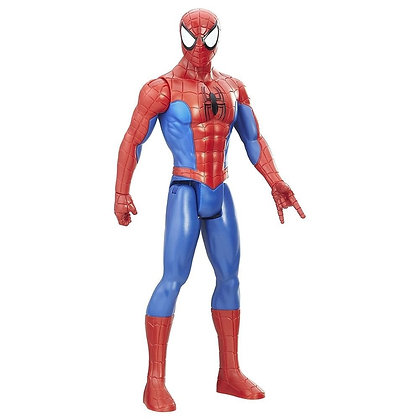 Figura Spiderman Titan Hero Series Hasbro