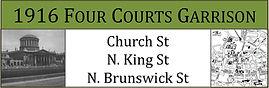 1916 Four Courts Relatives Association Commemoration