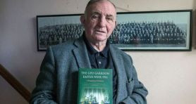Jimmy Wren book on 1916 Four Courts Garrison