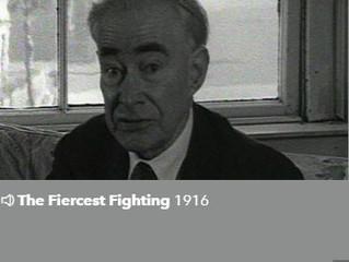 The Fiercest Fighting 1916 - Piaras Béaslaí