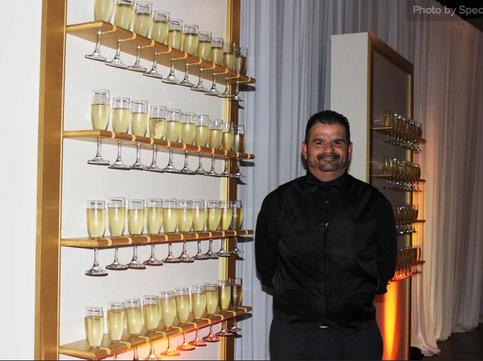 Ivory Champagne Walls