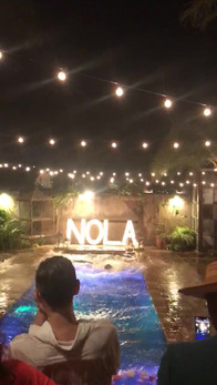 NOLA Marquee Sign Video