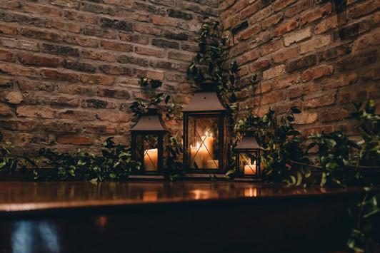 Bronze Lanterns