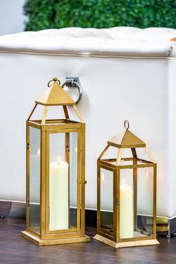 Gold Classic Lanterns