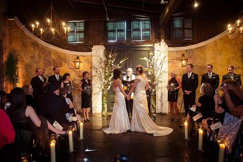 Simple and Elegant Ceremony