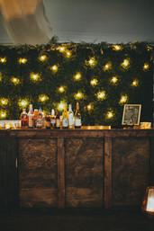 Hedge Wall Bar Back