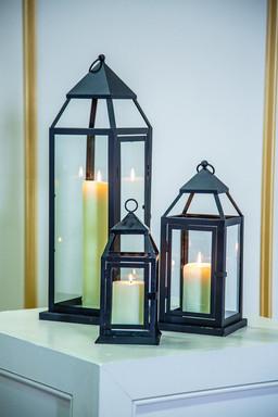 Black Classic Lanterns