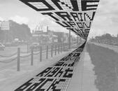 "One Train 2017 In on digital print 11"" x 14.5"""