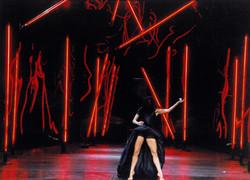 Κυανοπώγων 2000. Χορογραφία Κων/νος Ρήγος - Σκηνικά Κοστούμια Διονύσης Φωτόπουλος