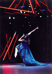 Katerina Kervanidou, Kianopogon, Chorotheatre of National Theatre of Northern Greece