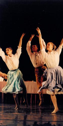 Το χρονικό μιας απλής ιστορίας 1992 - Χορογραφία Ζαν Βενγκλέρ