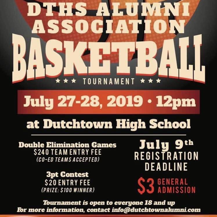 DTHS Alumni Basketball Tournament