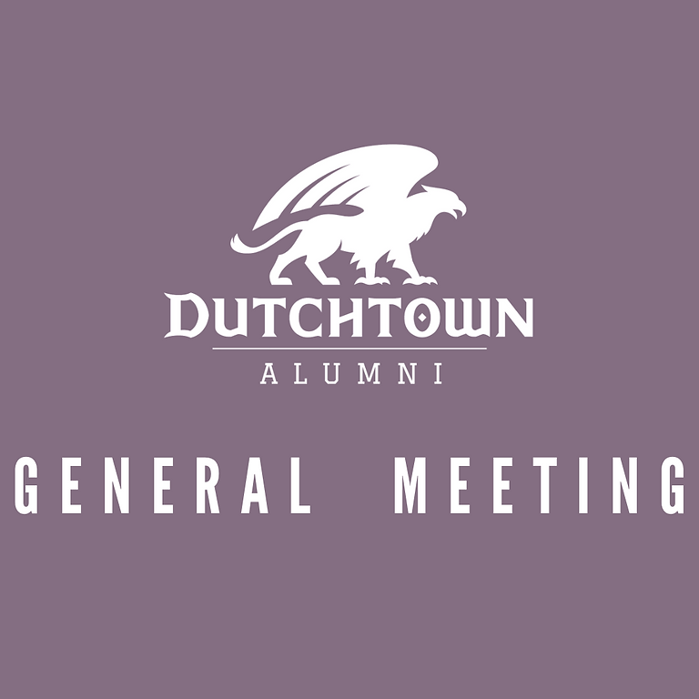 DTHS Alumni Meeting - July