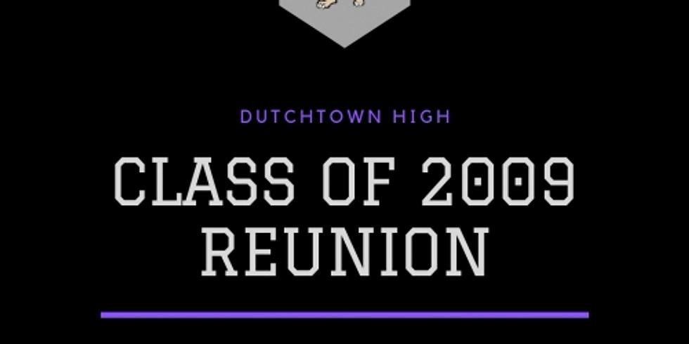 Class of 2009 Reunion