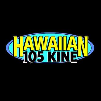 Hawaiian 105 Kine Logo