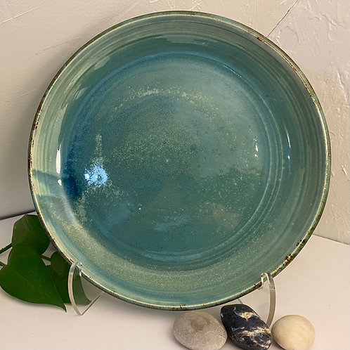 Stoneware Serving Platter