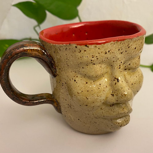 Kissing cup