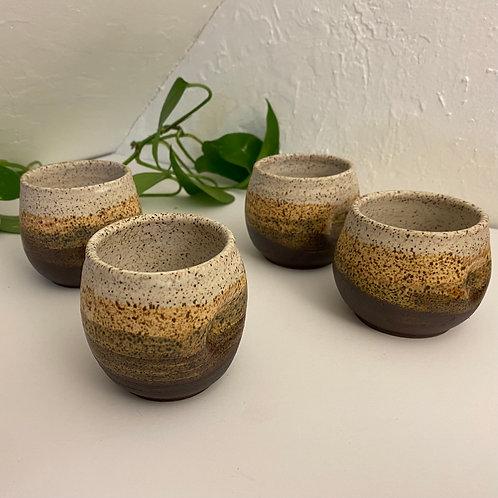 4 Tea Cup Set